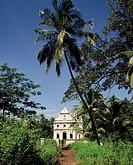 Church in Goa, India, Asia