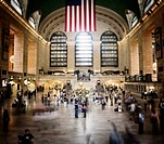 grand central station, traveling, commuting,