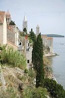 Croatia, Island Rab,City of Rab