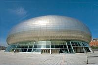 Sport palace of Santander, Cantabria