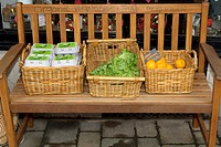 Organic Produce for sale in Machynlleth, Powys, Wales