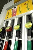 Petrol station _ gas station