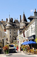 Castle of Langeais, Indre-et-Loire, Loire Valley, Centre, France