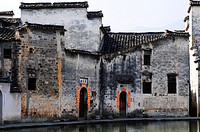 Hongcun Village, Anhui Province, China