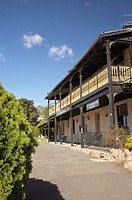 The Old Bridge Inn 1850s, Gundagai, Southern New South Wales, Australia