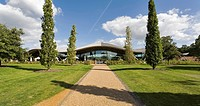SAVILL BUILDING _ WINDSOR GREAT PARK, WINDSOR, UNITED KINGDOM, Architect GLENN HOWELL ARCHITECTS
