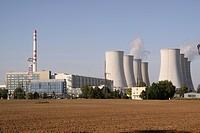 Bohunice Nuclear Power Plant, Slovakia, Europe