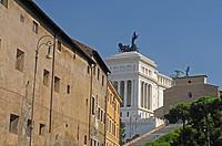 Monument of Vittorio Emanuele II, Rome, Lazio, Italy, Europe