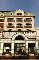 Panhans Hotel, Semmering, Lower Austria, Austria, Europe