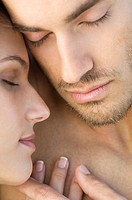 Close_up of a couple