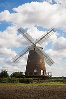 Thaxted Windmill a fully restored Grade 11 listed 5 storey Tower Mill built in 1804 by John Webb Thaxted Essex