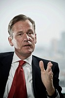Mathias Doepfner, chairman of the Axel Springer AG publishing company