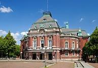 Laeiszhalle, concert hall, Hamburg, Germany, Europe