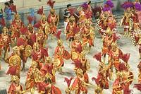 Carnival 2009, School of Samba Porto da Pedra, Rio de Janeiro, Brazil