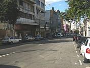 São Caetano Street, São Paulo, Brazil