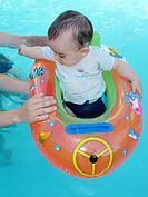 Baby, Swimming pool, São Paulo, Brazil