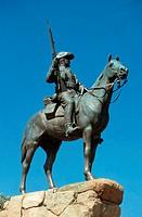 horseman monument, Namibia, Windhuk