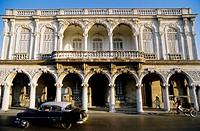 Musik museum, Muséo de la Musica, Centro Habana, Havana, Cuba, Caribbean