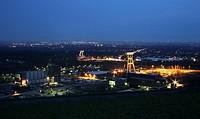 Prosper-Haniel Coal Mine Industrial Complex, Bottrop, Ruhr district, North Rhine-Westphalia, Germany, Europe