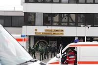 Rampage at Albertville-Realschule school, Winnenden, Baden-Wuerttemberg, Germany, Europe