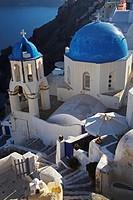 Agios Charalabos, Greece, Santorin, Oia