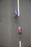 cycle race around Cologne, Germany, North Rhine_Westphalia, Koeln