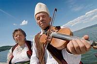 Folk exhibition, Golubac, Serbia