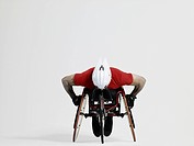 Wheelchair athlete (thumbnail)