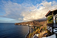 Jardin Tecina Hotel, Playa Santiago, La Gomera, Canary Islands, Spain, Europe