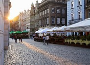 Old Market Square, Poznan, Poland