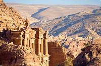 Monastery Ed_Deir, Petra, Jordan