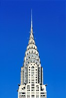 Chrysler Building, Manhattan, New York City, NYC, New York, United States of America, USA