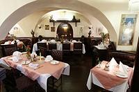Restaurant Zum Basilisken in Schoenlaternengasse, city, Vienna, Austria, Europe