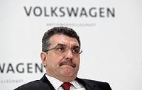 Francisco Javier Garcia Sanz, Procurement Chief Executive of Volkswagen AG during the press briefing on annual results held on 13 March 2008 in Wolfsb...