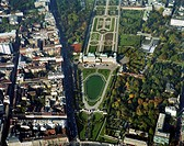Upper Belvedere, Garden , Austria, Vienna