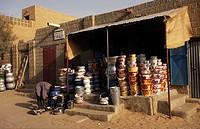 shop, Mali, Timbuktu