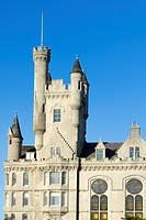 Aberdeen Castlegate, Scotland, Great Britain, Europe