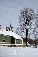 Domain of Aleksandr Pushkin family, Mikhailovskoye, Pushkinskiye Gory, Pskov Oblast, Russia