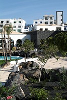 Playa Blanca, hotel resort, Spain, Canary Islands, Lanzarote