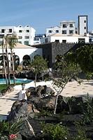 Playa Blanca, hotel resort, Spain, Canary Islands, Lanzarote