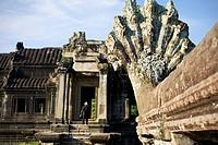 Temple of Angkor Wat  Angkor site  Cambodia