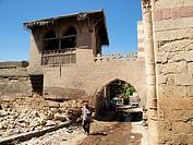 Bab El Wedaa, El Cairo, Egipto