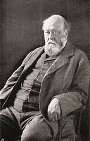 Robert Arthur Talbot Gascoyne-Cecil, 3rd Marquess of Salisbury,1830 to 1903  Also known as Lord Robert Cecil and Viscount Cranborne  British statesman...