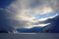 Portage Glacier, Alaska, USA, Alaska