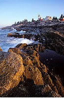 USA ,Pemaquid Point, Maine