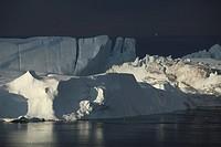 Greenland, Ilulissat, Iceberg