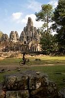 Cambodia, Angkor, Bayon Temple