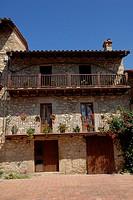 Els Hostalets d´en bas,garrotxa,girona,catalonia,Spain