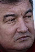Soccer coach Milan Sasic, 1.FC Kaiserslautern