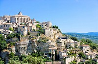 Gordes, Vaucluse, Provence, France